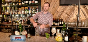 Abby Lane's New Whiskey Cocktail
