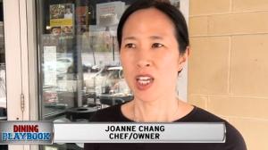 Flour Bakery + Café's Joanne Chang